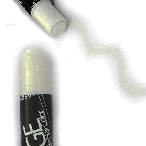 Dog Spray Paint Halloween (White Hair Chalk - Edge Blendable Hair)