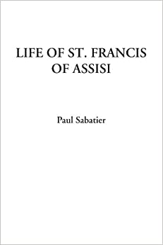 Book Life of St. Francis of Assisi