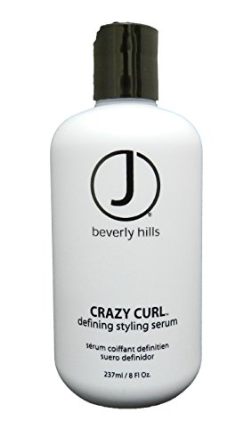 J Beverly Hills Hair Products (J Beverly Hills Crazy Curl 8 Ounce)