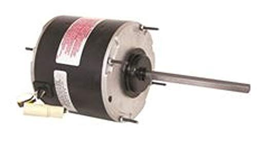 Goodman 0131M00430SF 1-Speed Condenser Fan Motor, 208 / 230 Volts, 2.4 Amps, 1/3 Hp, 1,075 Rpm ()