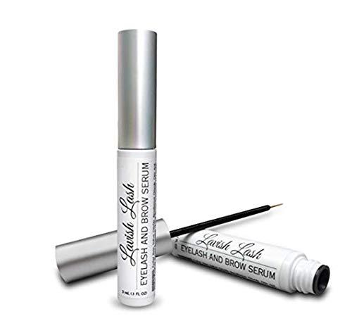 子割り当てさようなら[Hairgenics Lavish Lash – Eyelash Growth Enhancer & Brow Serum for Long, Luscious Lashes and Eyebrows.!][並行輸入品]