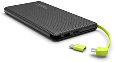 Carregador Pineng Portátil Power Bank Slim PN-951 10000mAh