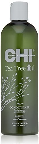 CHI Tea Tree Conditioner, 12 Fl - Hair For Chi Shampoo Dry