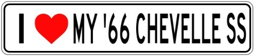 66 Chevy Chevelle - 8
