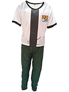 KFD Ben10 Fancy Dress For KidsSuper Hero Costume Annual Function Theme Party
