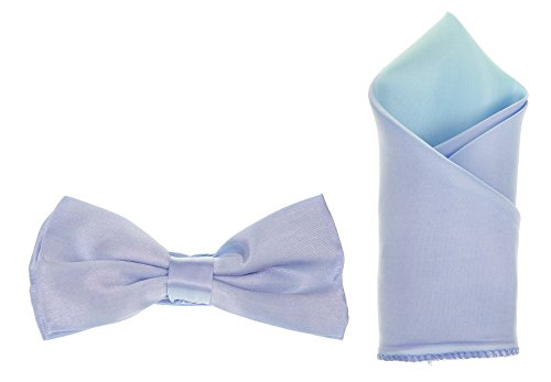 Set Tie and Cufflinks Bow Handkerchief Cufflinks Blue Boys No Bow Suit Cravats Babies Tie Men's Skinny Baby Sets fwXtqZq