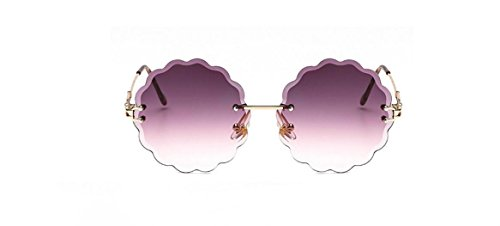 rojo Corte Gafas Diamante UV400 Llama 12 7cm Naranja con de y Sol Fishroll de Flor 7x5 7x13 sin de Forma vqAwfqHd