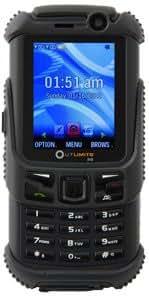 """ITT Out Limits 3G 2.2"""" 125g Negro - Teléfono móvil (SIM doble, Despertador, calculadora, calendario, notas, Grabadora, Lista de tareas, 3G, GSM, WCDMA, MP3, 320 x 240 Pixeles, TFT)"""