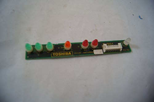Toshiba T3100E LED Board 36M742B96G11-A0 - Toshiba Led Board