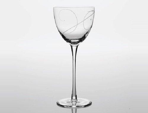Noritake Crystal Eternal Wave Water Goblets -