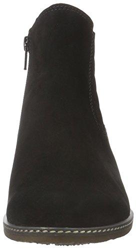 Gabor Shoes Comfort Sport, Botas Chelsea para Mujer Negro (Schwarz micro)