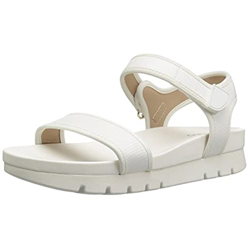 finest selection c1342 3063a Aldo Womens Robby Flat Sandal 60%OFF