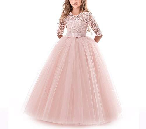 (Dresses for Girls Children Formal Girl Party Evening Dress Wedding Princess)