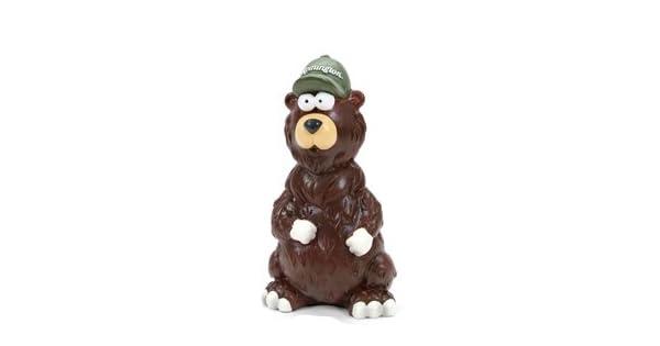 Amazon.com: Remington Sporting perro látex oso de juguete ...