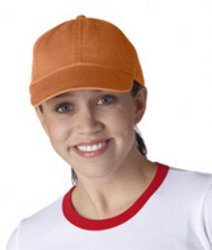 Adams Cotton Twill Classic Optimum Cap - Terra Cotta