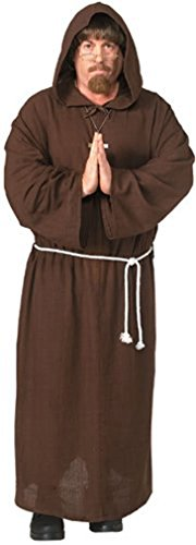 Friar Tuck Kids Costume (Rubie's Costume Co Friar Tuck Costume, Standard)