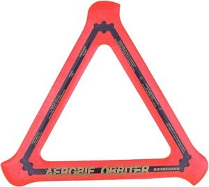 Aerobie Orbiter Boomerang 30C12 Frisbee Ring Outdoor