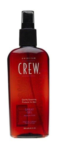 American Crew Medium Hold Spray Gel for Men, 8.45-Ounce Bott