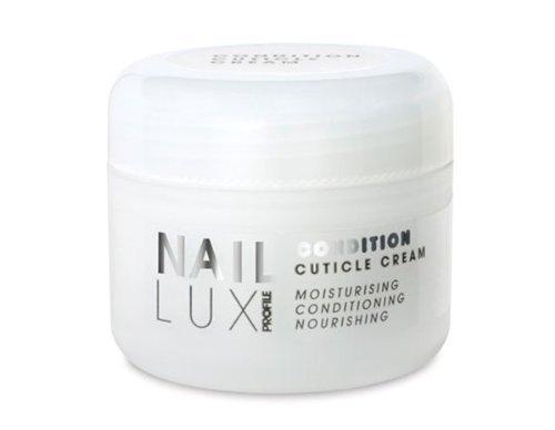 Nail Lux Condition Nail Cuticle Cream Manicure Pedicure 50ml Lemon & Lime Salon Systems