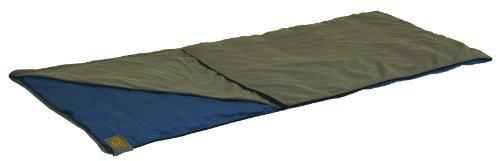 ALPS Mountaineering Summer Lake +55 Degree Rectangle Sleeping Bag (33 x 80-Inch), Outdoor Stuffs