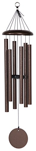 QMT 36' Corinthian Bells Windchime - Copper Vein