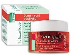 JF Lazartigue cheveux Revitalisant Supplément Vitamines cheveux Vita - 60 Capsules
