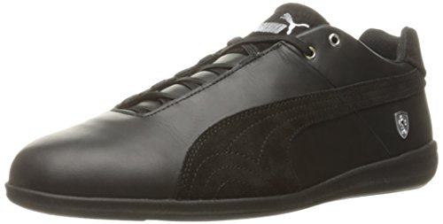 PUMA Men's Future cat ls sf Fashion Sneaker, Black, 8 M US