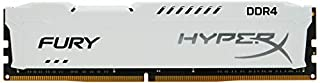 Kingston Technology HyperX Fury White 16GB 2133MHz DDR4 CL14 DIMM (HX421C14FW/16) (B06XNTKB4K) | Amazon price tracker / tracking, Amazon price history charts, Amazon price watches, Amazon price drop alerts