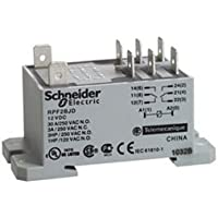 Schneider Electric RXG23P7 Relay LED 2CO 230V 2Co 5A Relay-Ltbled 230Vac