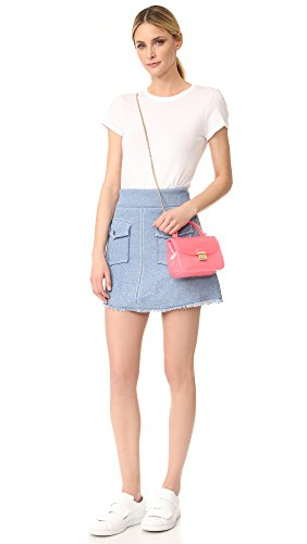 Cross Rose Furla Bag Body Mini Sugar Candy Women's UyywqHFB