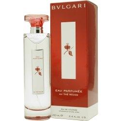Bvlgari Eau Parfumee Au The Rouge by Bvlgari Eau De Cologne Spray 3.4 oz For Men