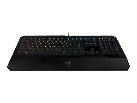 Razer DeathStalker Chroma - Multi-Color RGB Membrane Gaming Keyboard