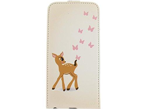 Mobilize Ultra Slim Flip Case Apple iPhone 6 Plus Deer
