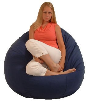 Swell Amazon Com Comfy Bean Beanbag Large Cotton Kitchen Dining Short Links Chair Design For Home Short Linksinfo