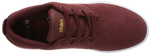 Etnies Herren Jameson MT Athletic Schuh rot
