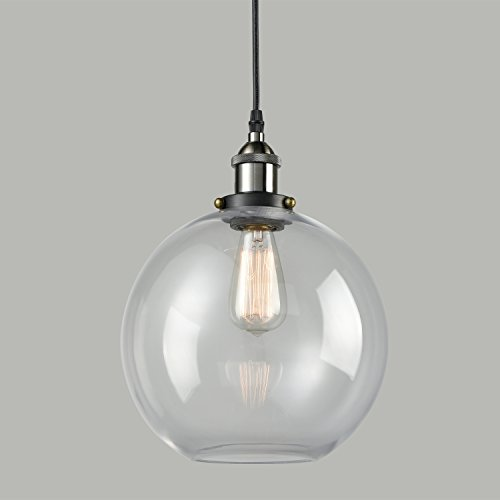 industrial pendant elm charming fixtures west light clear shades globe glass of endearing