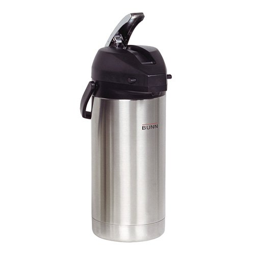 Bunn 36725-0000 Lever Action Airpot - 3.8 Liter Capacity, 17-5/8