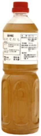 トモエ 業務用 北海道ほたてだし 1L×6本