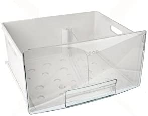 Zanussi 2426445017 - Cajón para frigorífico (apto también para ...