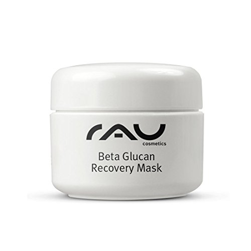 RAU Beta Glucan Recovery Mask (5 ml / 0.17 oz) - soothing cream mask for stressed -