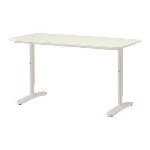 IKEA BEKANT Desk, White by ikeaa
