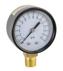 PROPLUS 522016 Pressure Gauge, 0 To 300 Psi