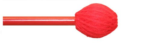 Medium Soft Marimba Mallets - Mike Balter Basics BB3 Soft Birch Marimba Mallets