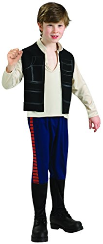 Rubie's Star Wars Classic Child's Deluxe Han Solo