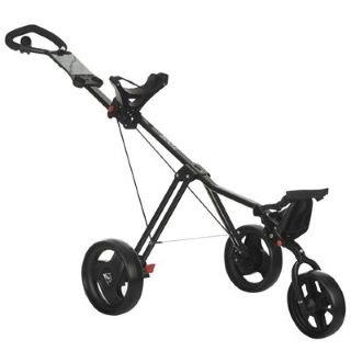 Dunlop Tour - Carrito para palos de golf (3 ruedas), color negro negro negro Talla:-: Amazon.es: Deportes y aire libre