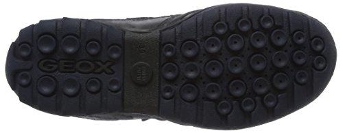 Geox J New Savage B ABX C, Zapatillas Para Niños Azul (Navy/royal)