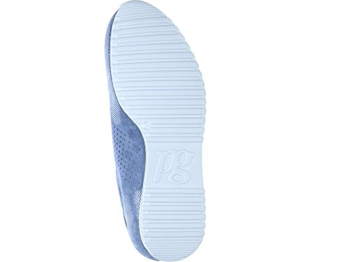 Scarpe Blau Donna Stringate Paul Green 7XqxF