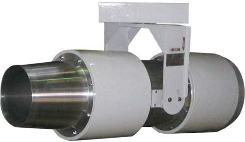 テラル 誘引ファン サイレンサー付き Sタイプ SF3258F0.24RR1100S