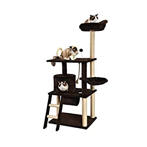AmazonBasics Multi-Level Cat Tree by AmazonBasics