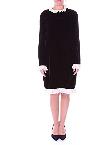 Schwarz 22366 blugirl Damen Kurzes Kleid dI6w6z